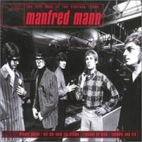 Very Best Of The Fontana Years by Manfred Mann image