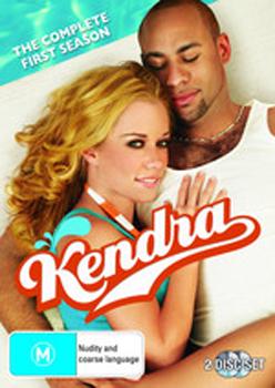 Kendra - Season 1 (2 Disc Set) on DVD image