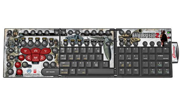 Zboard Keyset: Battlefield 2