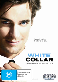 White Collar - The Complete Second Season on DVD