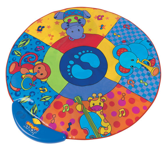 Jolly Jumper Musical Mat image