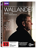 Wallander - Series 1-3 Box Set DVD