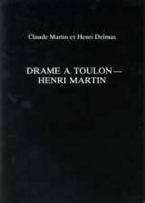 Drame A Toulon by Henri Dalmas image