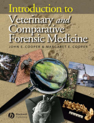 Forensic Veterinary Medicine by John E Cooper image