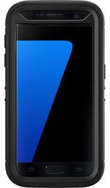 OtterBox Samsung GS7 Defender Case (Black)