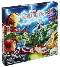 Marvel: Chess Game