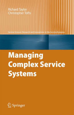 Managing Complex Service Systems by Richard Taylor image