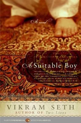 A Suitable Boy by Vikram Seth image