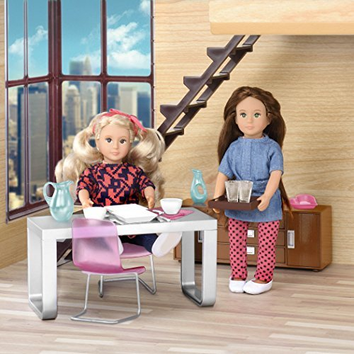 Lori: Doll House Dining Room image