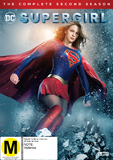 Supergirl - Season 2 on DVD