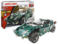 Meccano: 5-in-1 Roadster Pull Back Car