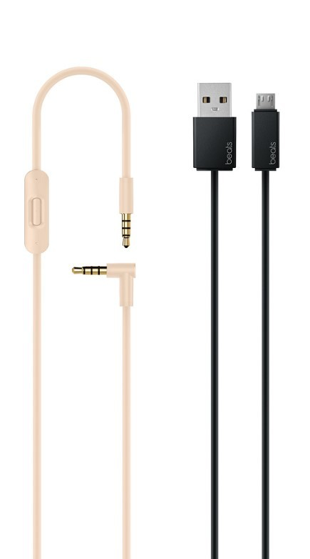 Beats: Studio3 Wireless Over-Ear Headphones - with Pure Active Noise Cancellation - Desert Sand Special Edition image