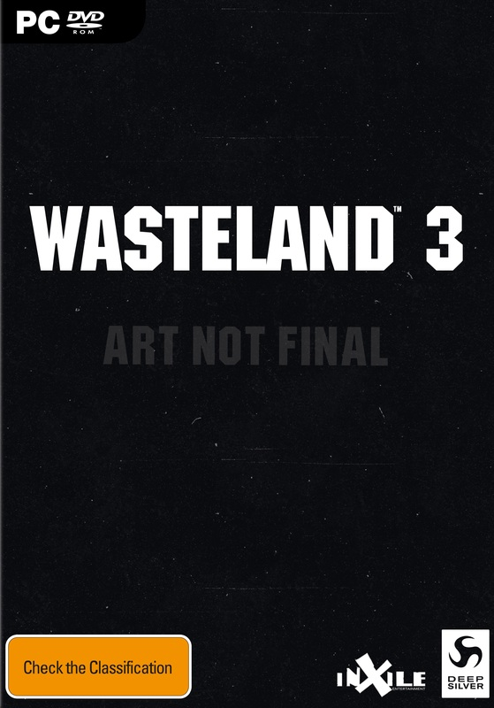 Wasteland 3 Day One Edition for PC