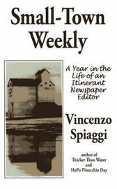Small-Town Weekly by Vincenzo Spiaggi image