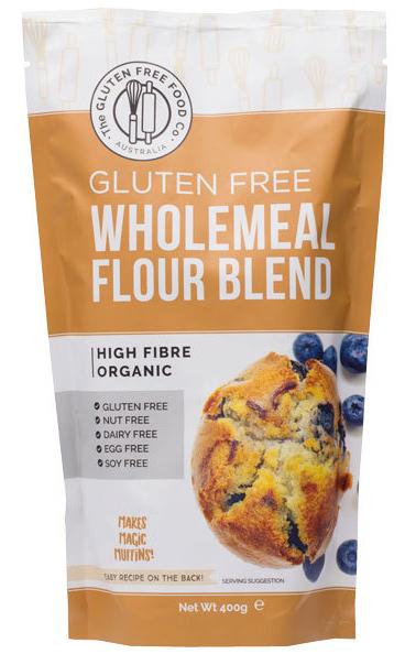 Gluten Free Wholemeal Flour Blend (400g)