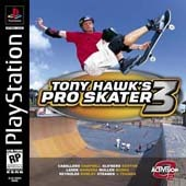 Tony Hawk Pro Skater 3 for