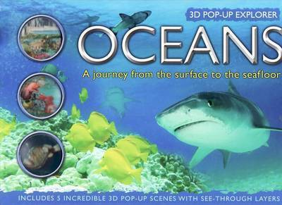 Oceans: A Journey from the Surface to the Seafloor by Jen Green