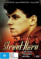Street Hero on DVD