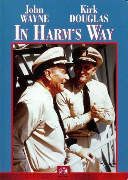 In Harm's Way (Repackaged) on DVD