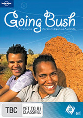 Lonely Planet - Going Bush: Series 2 on DVD