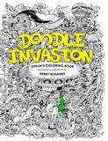 Doodle Invasion: Zifflin's Coloring Book by Zifflin