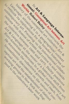 Art & Language International by Robert Bailey