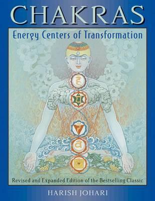 Chakras - Energy Centers of Transformation by Harish Johari image