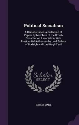 Political Socialism by Hayler Mark image