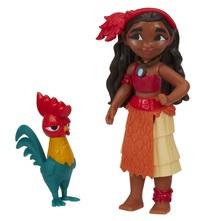 Disney's Moana: Moana Of Oceania & Hei Hei - Small Doll Set