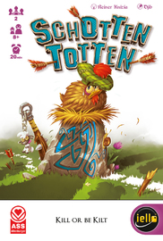 Schotten Totten - Board Game