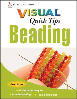 Beading Visual Quick Tips by Chris Franchetti Michaels image