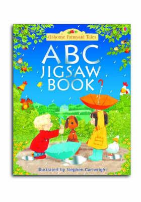 Farmyard Tales ABC Jigsaw Book image
