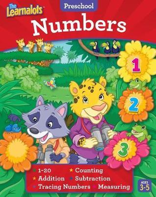 The Learnalots Preschool Numbers Ages 3-5