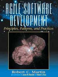Agile Software Development by Robert C. Martin image