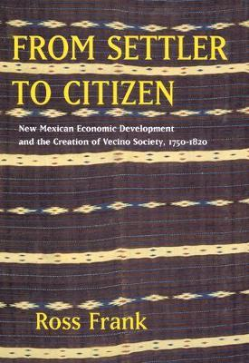 From Settler to Citizen by Ross Frank image