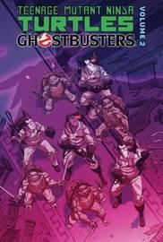 Teenage Mutant Ninja Turtles / Ghostbusters 2 by Erik Burnham