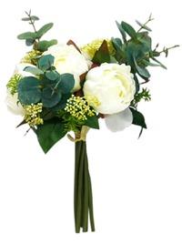 White Peony Native Bouquet