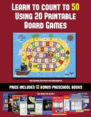photo about Printable Board Games for Adults identified as Exciting Counting Functions for Kindergarten (Discover toward Rely toward