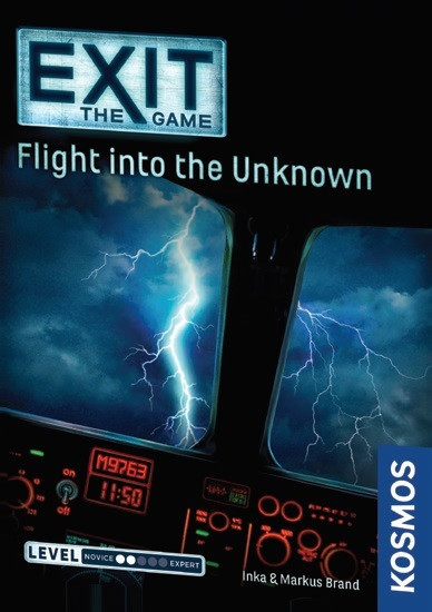 Exit: The Game – Flight into the Unknown