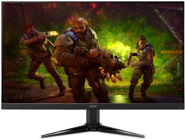 """27"""" Acer Nitro QG1 1080p 75Hz 1ms FreeSync Gaming Monitor"""