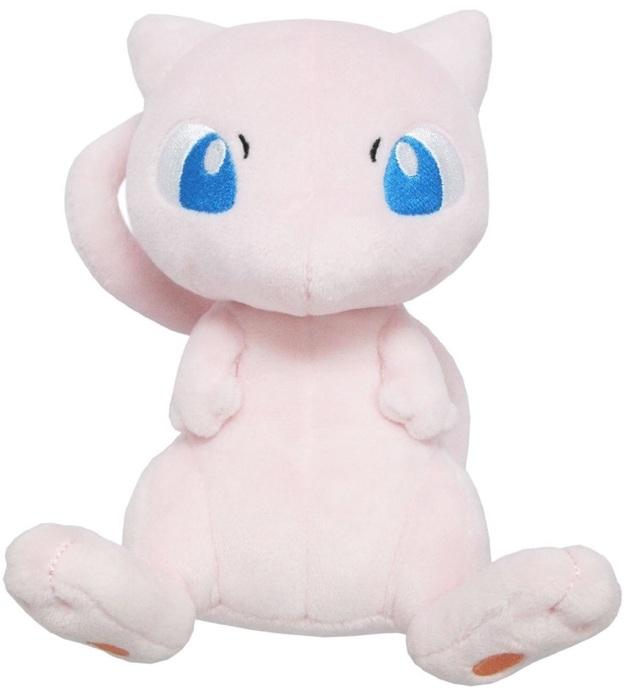 Pokemon: Mew - Small Plush