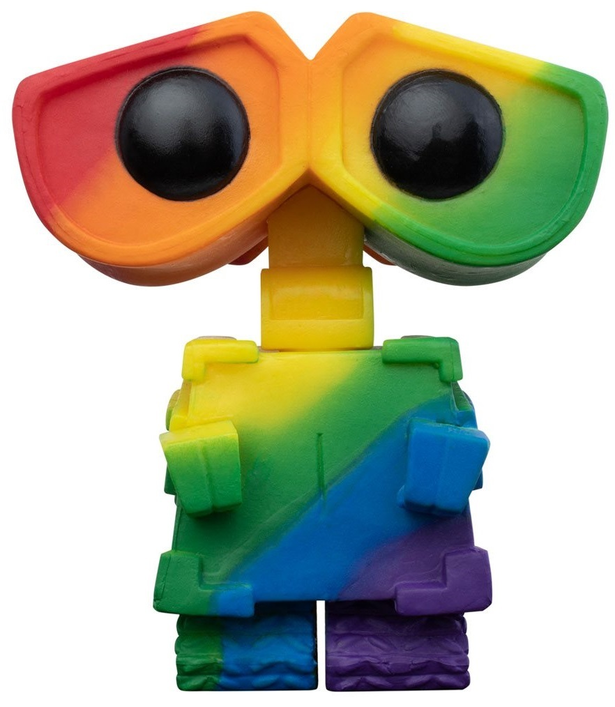 Wall-E (Rainbow) - Pop! Vinyl Figure image
