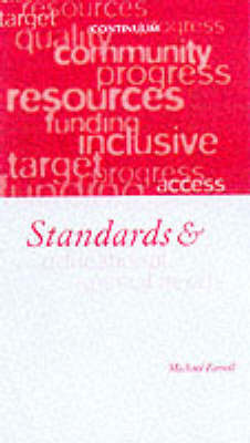 Standards and Special Educational Needs by Michael Farrell image