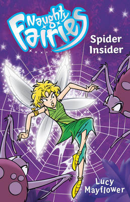 Spider Insider by Lucy Mayflower image