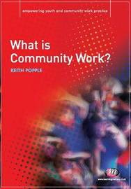 What is Community Work? by Keith Popple image