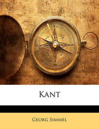 Kant by Georg Simmel image