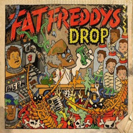 Dr Boondigga and the Big BW - (2LP) by Fat Freddy's Drop