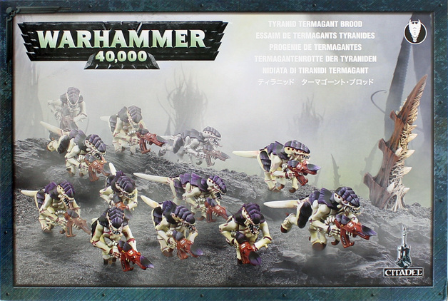 Warhammer 40,000 Tyranid Termagant Brood
