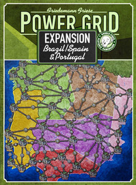 Power Grid: Brazil / Iberia (Spain & Portugal) image