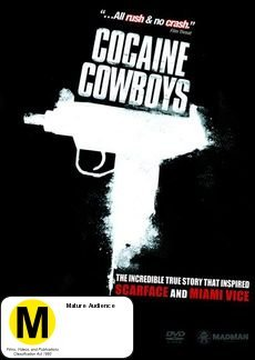 Cocaine Cowboys on DVD image